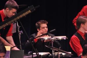 Aidan Lee, percussion