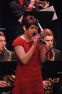 Gretta Snow, Vocalist