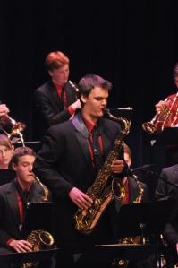 Andy Colburn, Tenor Saxophone Soloist